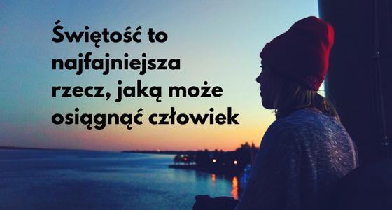 JAK ZOSTAĆ ŚWIĘTYM - Szymon Hołownia - I Ty możesz zostać Świętym!