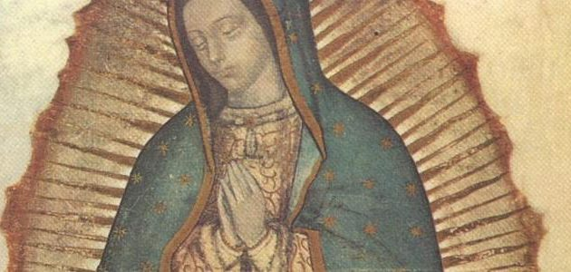 Day 5 of Novena to Our Lady of Guadalupe