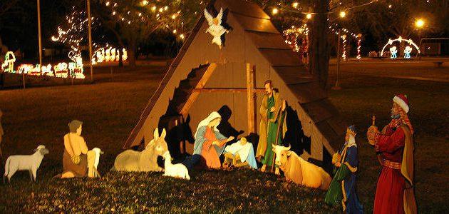 Merry Christmas from Bishop Hartmayer