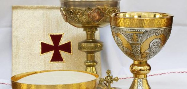 The Holy Mass: Preparation of the Gifts and Eucharistic Prayer