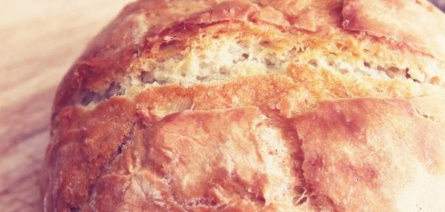 Chleb i woda - dwie ręce Boga