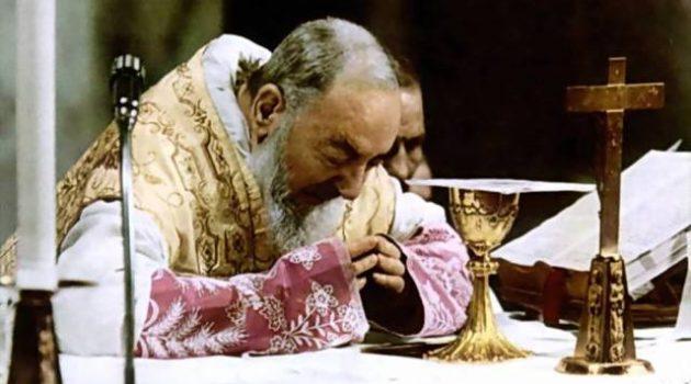 Niezwykłe nagranie świętego Ojca Pio!