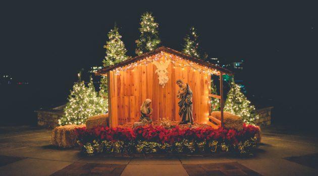 Lecturas del día y reflexión del evangelio: 25 de diciembre 2018 - La Natividad del Señor (Navidad) Misa del día.