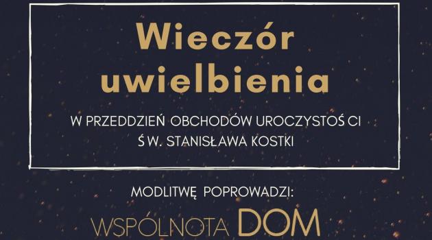 Wieczór uwielbienia w Gdyni - 22 września 2018 - Back Home Warsaw