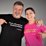 Monika i dk. Marcin Gajdowie
