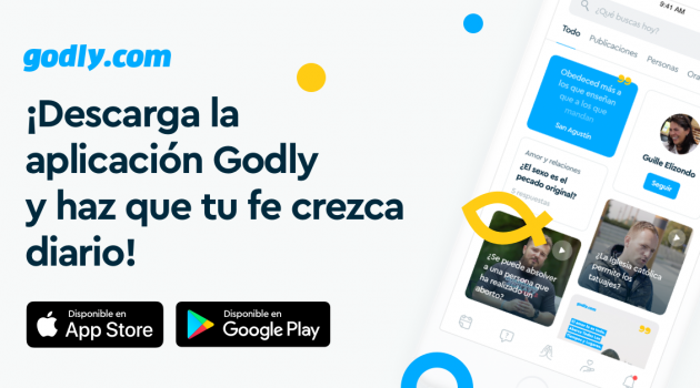 ¡Descarga la App de Godly!