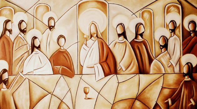Lecturas del día y reflexión del evangelio: 18 De Abril 2019- Misa vespertina de la Cena del Señor.