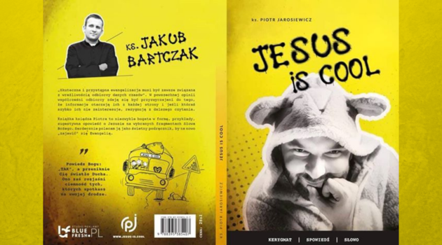 Mówić o Bogu młodym | Najnowsza książka ks. Piotra Jarosiewicza