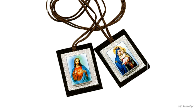 Szkaplerz - szata Maryi