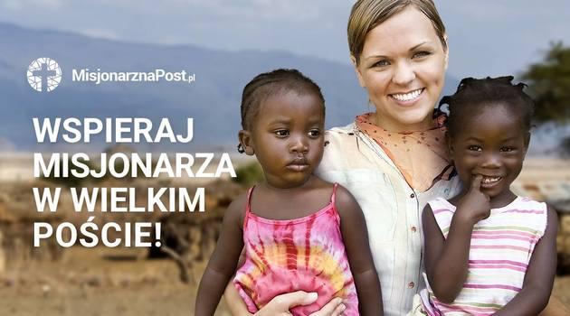 """14 tysięcy osób bierze udział w akcji """"Misjonarz na Post"""""""