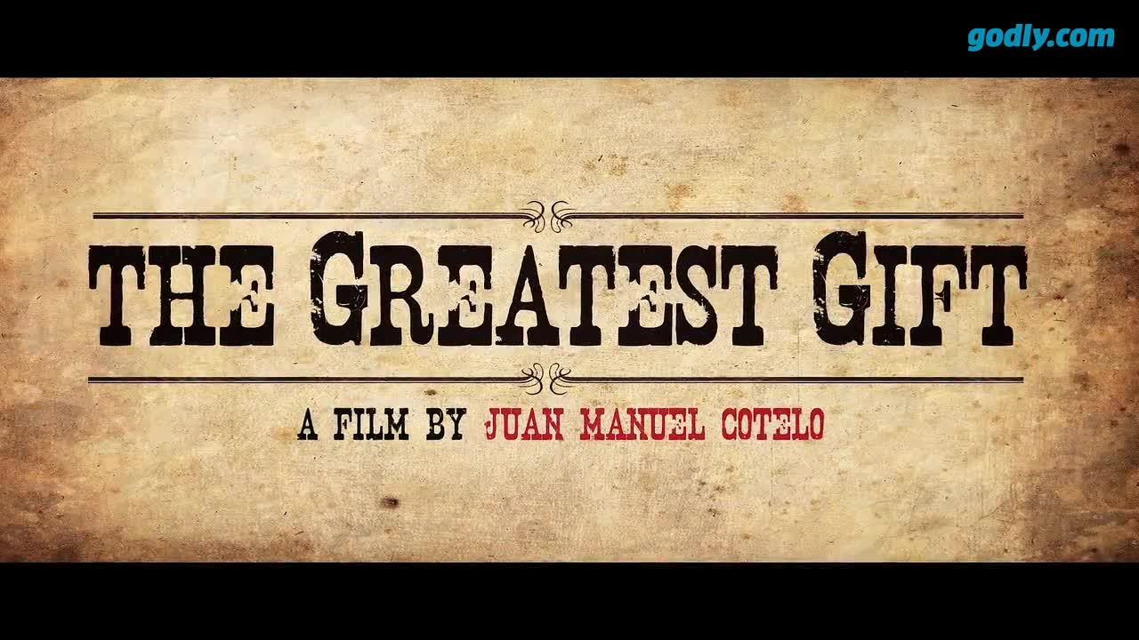 The Greatest Gift: Official Trailer