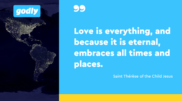 Inspiration: Love is everything