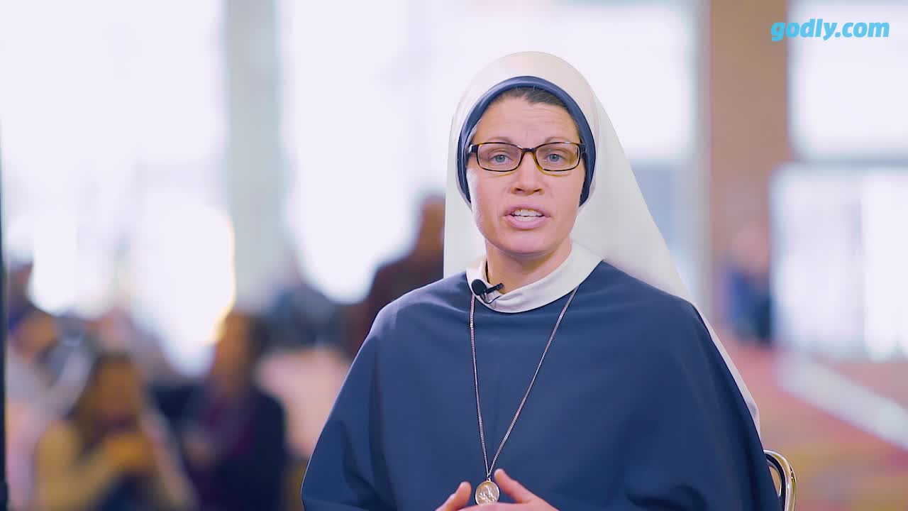 Sr. Maris Stella about the Sisters of Life