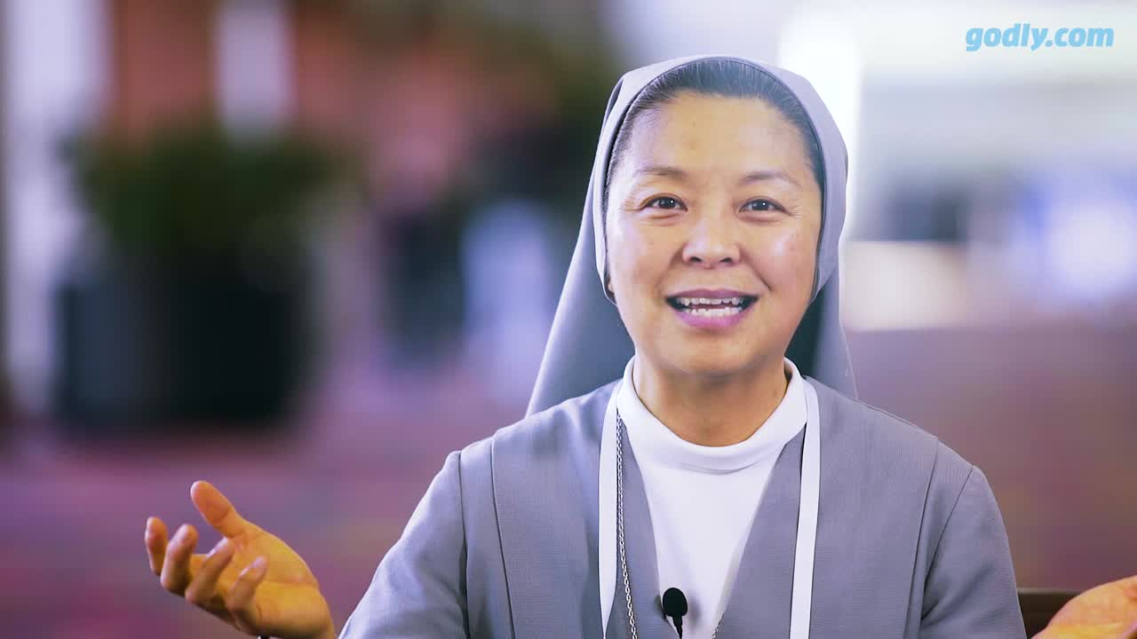 Sr. Theresa about SEEK 2019