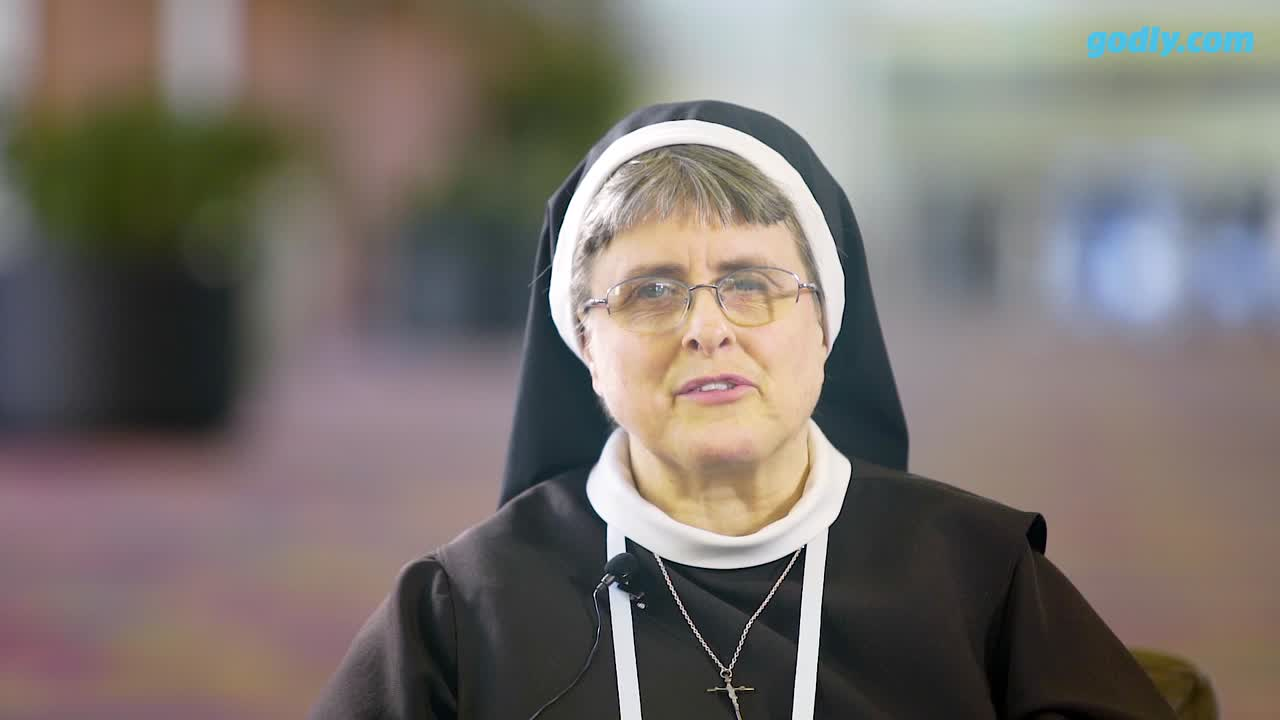 Sr. M. Faustina about SEEK 2019